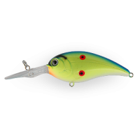 Воблер Strike Pro Wormouth Wobbler 72 A121F