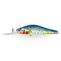 Воблер Strike Pro Archback Deep Diver 80AL A141