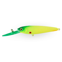 Воблер Strike Pro Diving Shad 110 096SAGV