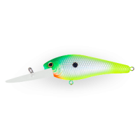 Воблер Strike Pro Diving Shad 70 A133T