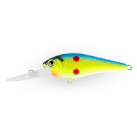 Воблер Strike Pro Diving Shad 60 A121F