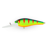 Воблер Strike Pro Diving Shad 60 A139