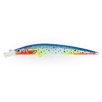 Воблер Strike Pro Top Water Minnow 110 A141