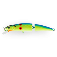 Воблер Strike Pro Minnow Jointed SM90 A121F