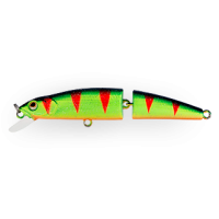 Воблер Strike Pro Minnow Jointed SM90 A139