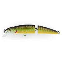 Воблер Strike Pro Minnow Jointed SL110 A164F