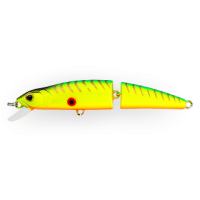 Воблер Strike Pro Minnow Jointed SL110 A17