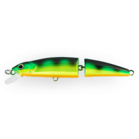 Воблер Strike Pro Minnow Jointed SL110 A45T