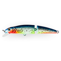 Воблер Strike Pro Minnow Jointed SM70 A141
