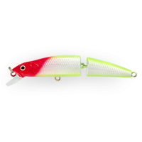 Воблер Strike Pro Minnow Jointed SM70 X10