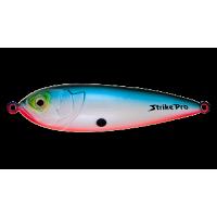 Блесна Strike Pro Killer Pike 75S A05-Chrome