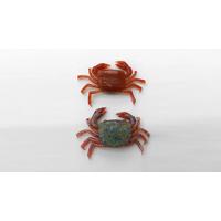 Силиконовая приманка Strike Pro Краб Finesse Crab sand crab