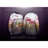реглан CRAZY FISH Fantasy - 3XL