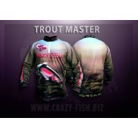 реглан CRAZY FISH Trout Мaster XL