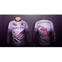 реглан CRAZY FISH Catfish Battlefield - 2XL