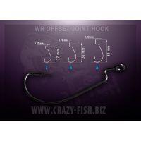 Офсетный крючок WR Offset Joint Hook WR OJH-7 20