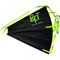 Плавающий якорь BFT Ocean Drift Sock , 90cm/dia - Black/Green (11-BFT-DR2)